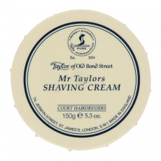Taylor of Old Bond Street Mr Taylors Shaving Cream Bowl - 150g