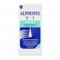 Alphosyl 2-in-1 Medicated Shampoo 250ml
