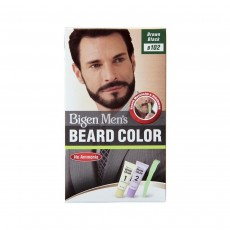 Hoyu Co. Bigen Men's Beard Colour, Brown Black B102