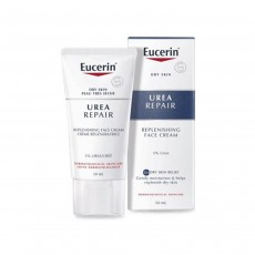 Eucerin Dry Skin Urea Repair Replenishing Face Cream 50ml