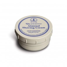Taylor of Old Bond Street Almond Shaving Cream Bowl - 150g