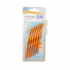 Tepe Angled Interdental Brush Orange 0.45mm