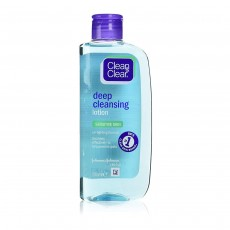 Clean & Clear Sensitive Skin Deep Cleansing Lotion, 200ml
