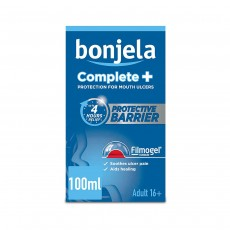 Bonjela Complete Plus Mouth Ulcer Care - 100 ml