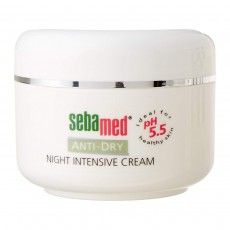 Sebamed Anti Dry Night Intensive Cream -  50ml