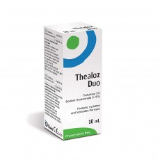 Thealoz Duo Protects Hydrates and Lubricates the Eyes - 10ml