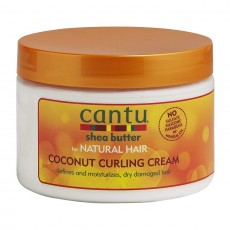 Cantu Shea Butter for Natural Hair Coconut Curling Cream - 340 g