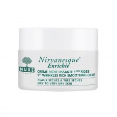 Nuxe Nirvanesque Enrichie 1st Wrinkles Rich Smoothing Cream - 50ml