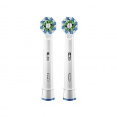 Oral-B CrossAction Replacement Electric Toothbrush Head, 2-Piece