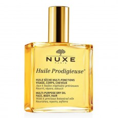 Nuxe Oil Dry Moisturizing Nutrient Face Hair Body Nutrient Produce Vaporizer - 100ml