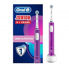 Oral-B Powered Handle Junior Kids Electric Toothbrush Rechargeable for Children Aged 6+ Years