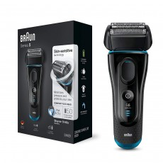 Braun Series 5 5140s Men's Electric Foil Rechargeable Shaver and Cordless Razor