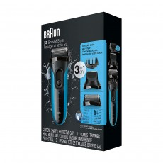 Braun Series 3 3010BT Shave & Styler 3 in 1 Electric Wet & Dry Shaver