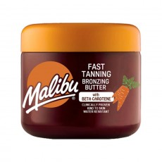 Malibu Fast Tanning Bronzing Butter with Beta Carotene - 300ml