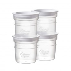 Tommee Tippee Closer to Nature Milk Storage Pots