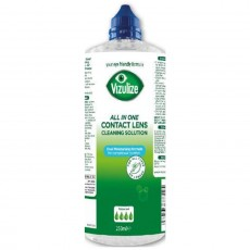 Vizulize All In One Contact Lens Solution - 250ml