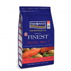 Fish4Dogs Finest Salmon Adult Complete Small Kibble - 1.5kg