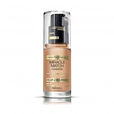 Max Factor Miracle Match Foundation Rose Beige 65 - 30ml
