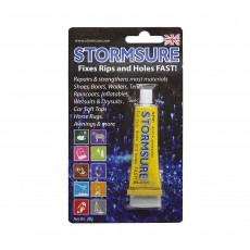 Stormsure - Black Adhesive 28g - Blister