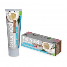 Biomed Superwhite Complete Care Natural Toothpaste For Sensitive Teeth - 75ml