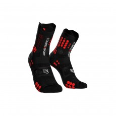 Compressport Pro Racing Socks V3.0 Trail - Smart Black, T2