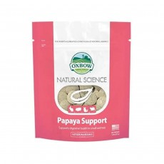 Oxbow Natural Science Papaya Support 60 Tablets Approx - 33g