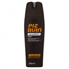 Piz Buin Allergy Spray SPF 15 Medium 200ml
