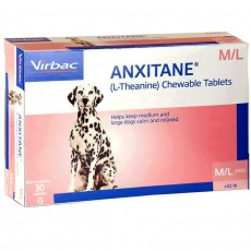 Virbac Anxitane For Dogs Over 10kg M/L