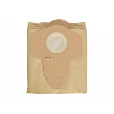 Einhell Dust Bags for Vacuums - Paper Fits a Range of Machines - Pack of 5