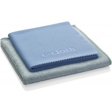 E-Cloth Kitchen Cleaning Cloth Pack in Green and Blue - 2 Piece