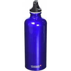 Sigg Traveller Bottle in Blue for Sports and Outdoor - 600ml