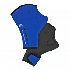 Aqua Sphere Webbed Fitness/Strength Training Gloves - MEDIUM