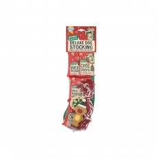 Good Boy Christmas Deluxe Dog Stocking