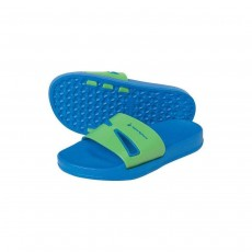 Aqua Sphere Bay Jr. Water Shoes - Blue/Green, 34