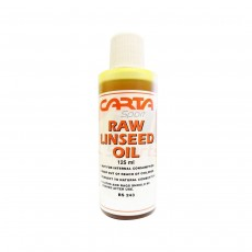 Raw Linseed Bat Oil 125ml