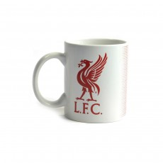 Liverpool FC Haltone Design Ceramic Tea Coffee Mug - 11oz