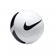 Nike Pitch Team Training Football - White, Size 5