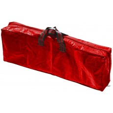 Garland Gift Wrap Storage Bag for Crafts / Décor in Red - 76 x 13 x 25cm