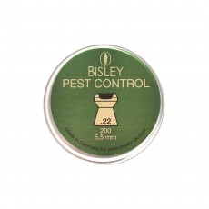 Bisley .22 / 5.5mm Pest Control Airgun Rifle Pellets Hunting