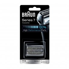 Braun Series 7 70S Electric Shaver Replacement Foil & Casette Cartridge - Silver