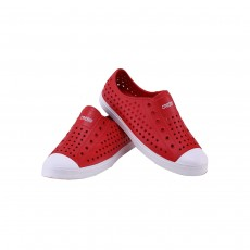 Cressi Pulpy Swimming Shoes - Red/White, 22