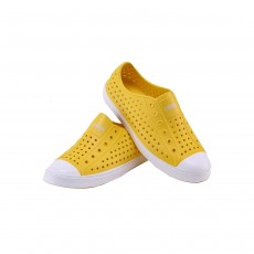 Cressi Pulpy Swimming Shoes - Yellow/White, 25
