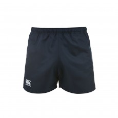 Canterbury Boy's Polyester Rugby Shorts - Navy, 6yrs