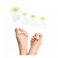 Dip Into Pretty® Pedi Spacers  - Pocket Full of Daisies