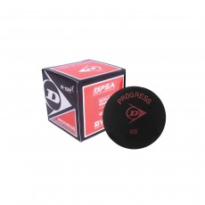 Dunlop 'Progress' Squash Ball, Single Red Dot