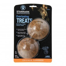Starmark Everlasting Dog Treat Chicken - Medium