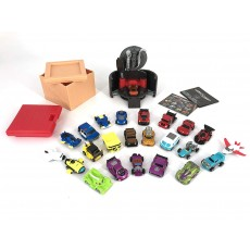 Gearhead Vehicle Playset - 24 Cars to Collect