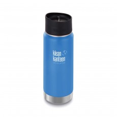 Klean Kanteen 16oz (473ml) Vacuum Insulated Wide-Mouth Canteen - Pacific Sky