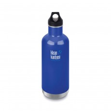 Klean Kanteen 32oz (946ml) Vacuum Insulated Canteen - Coastal Waters