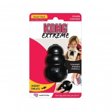 KONG Extreme Dog Toy - Small, Black